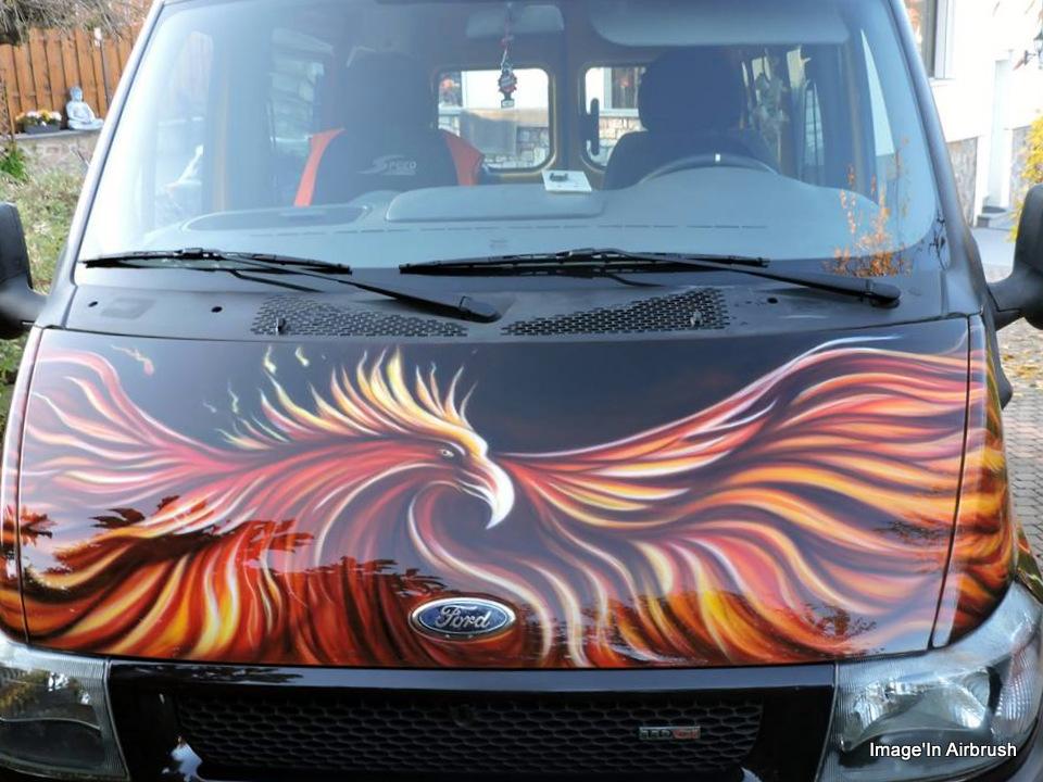 Phoenix sur Ford Transit
