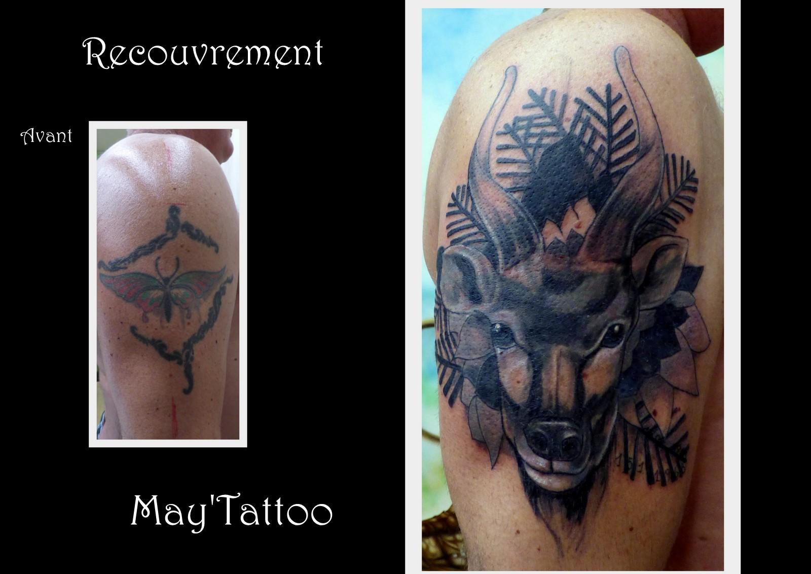 May'Tattoo Robertville